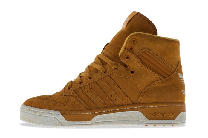 "adidas Originals Rivalry Hi ""Wheat"""
