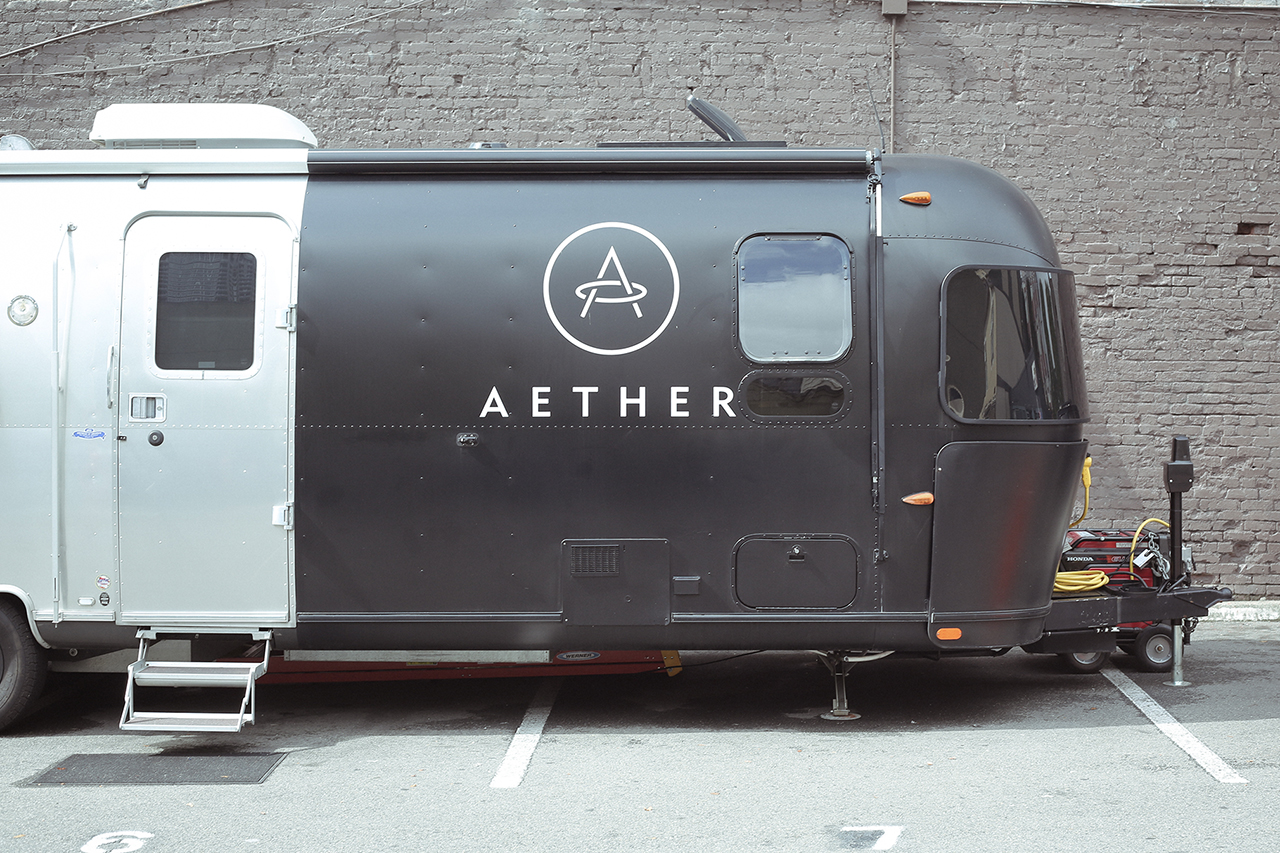 AETHERstream Seattle Pop-Up Shop