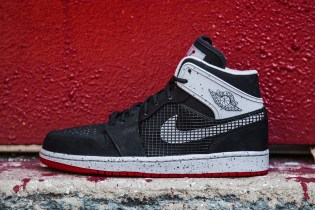 Air Jordan 1 Retro '89 Black/Fire Red