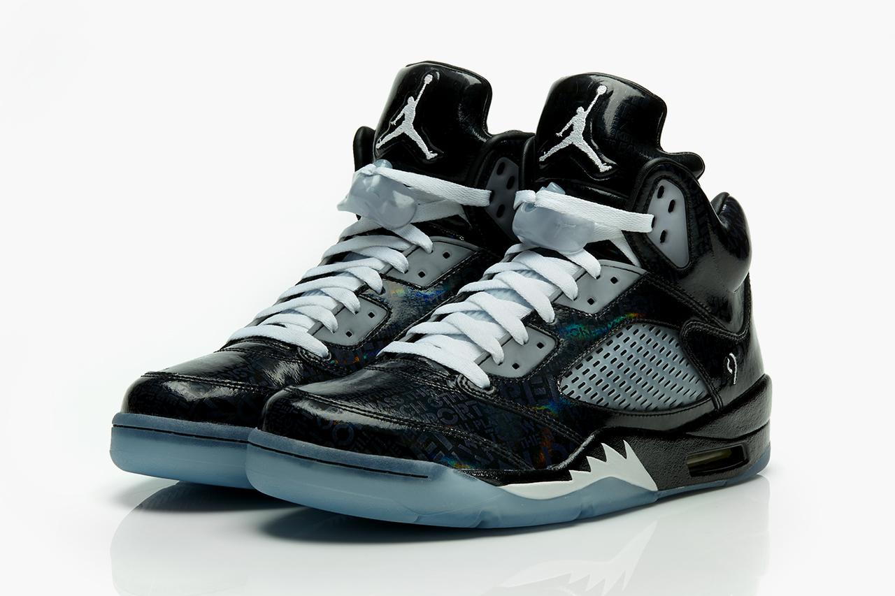 """Air Jordan 5 Retro Doernbecher Freestyle """"Isaac Arzate"""""""