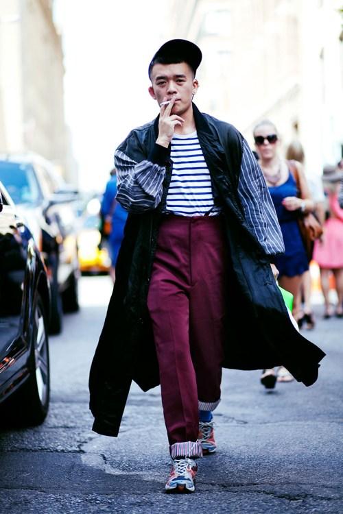 Alt-Beauty: NYFW 2013 Fall Street Styles