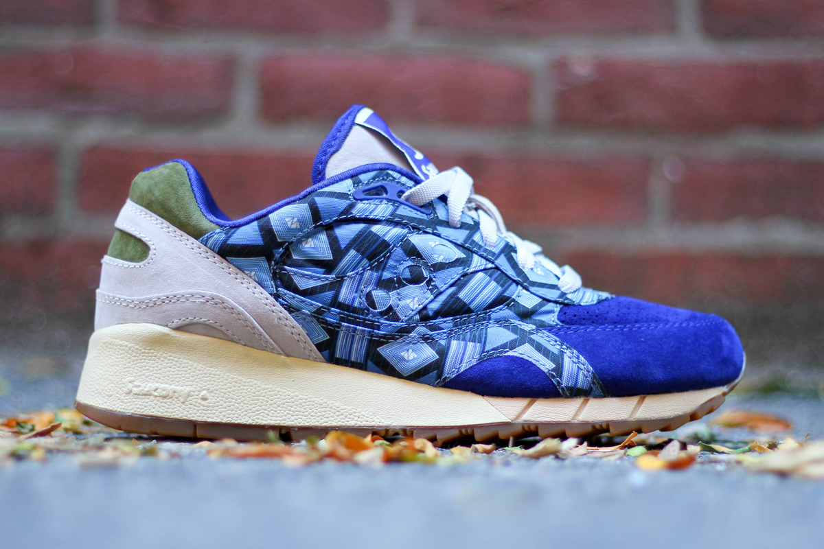 an exclusive look at the bodega x saucony elite shadow 6000 pack