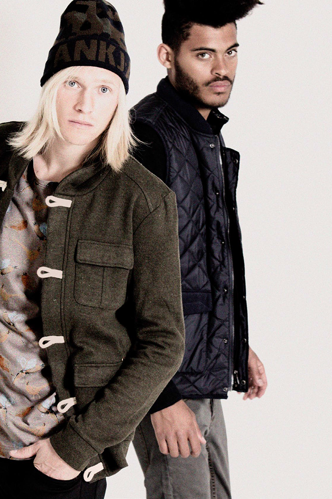 anerkjendt 2013 fall winter lookbook