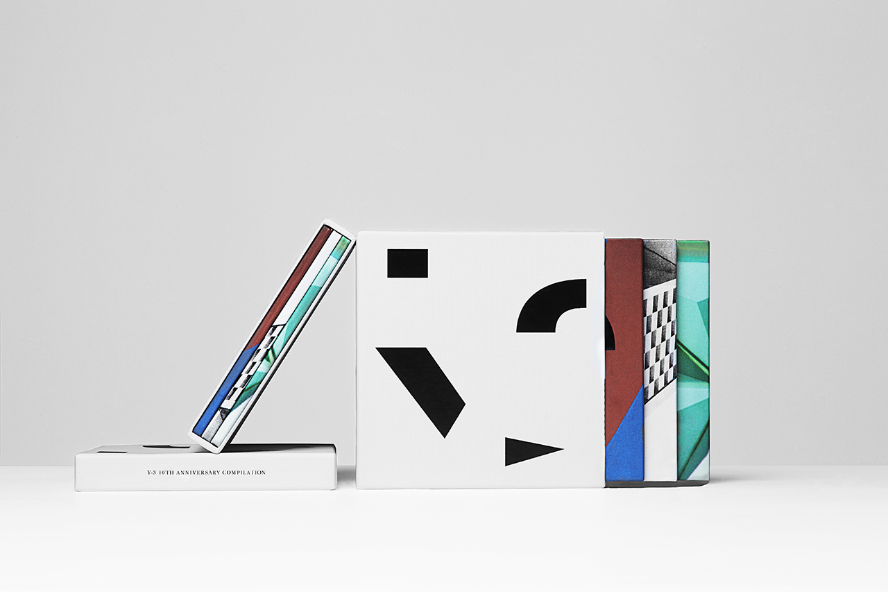 y 3 10 year anniversary compilation box set