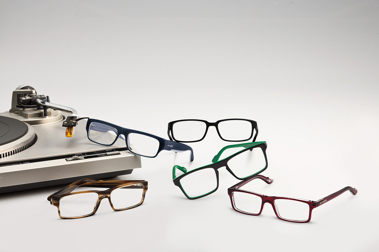 Arnette 2013 Fall/Winter Rx Optical Collection