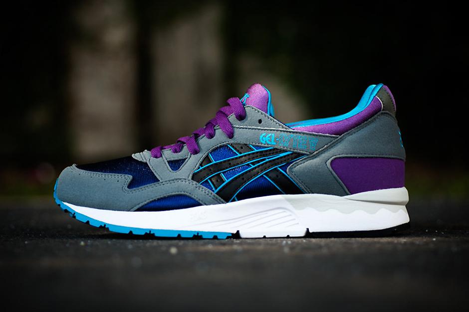 ASICS Gel Lyte V Grey/Purple