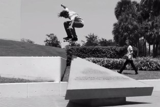 "Asphalt Yacht Club Presents ""AYC x MIA"" Skate Video"