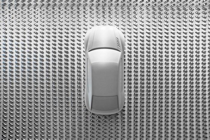 Audi Design Wall @ Pinakothek der Moderne