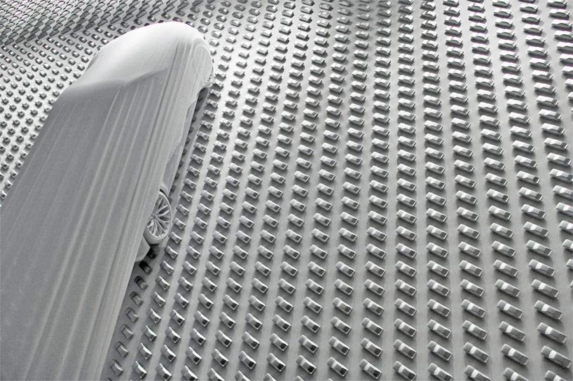 audi design wall pinakothek der moderne