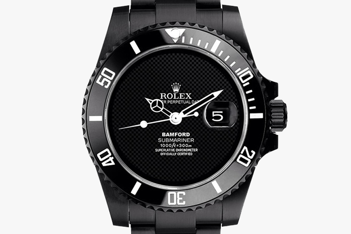 Bamford Watch Department Rolex Submariner Ceramic Date Spirit Preview