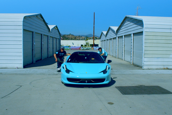 Been Trill x Diamond Supply Co. 2013 Capsule Collection Video Lookbook