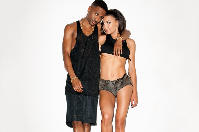 Big Sean & Naya Rivera Visit Terry Richardson's Studio