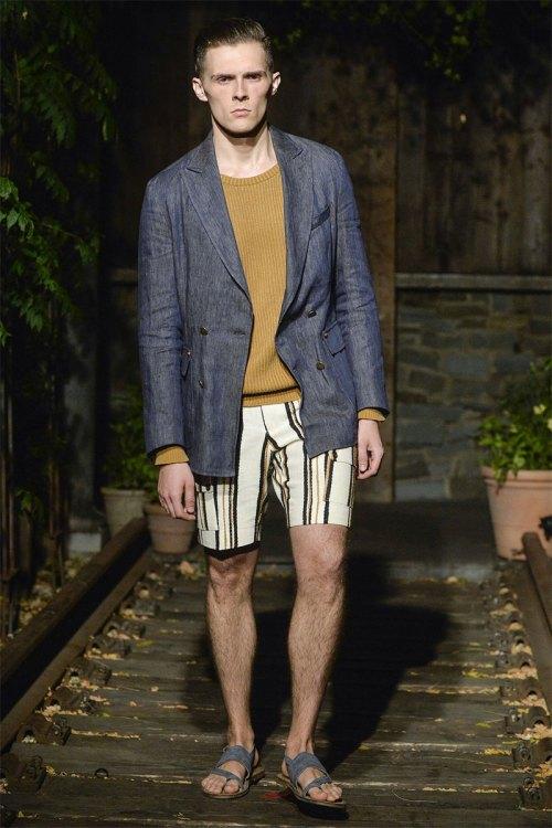 Billy Reid 2014 Spring/Summer Collection