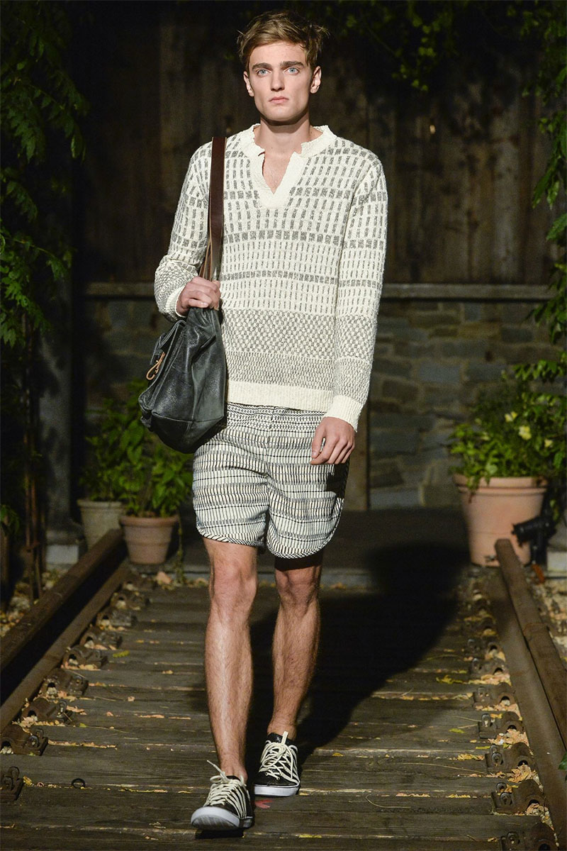 Billy Reid 2014 Spring/Summer Collection
