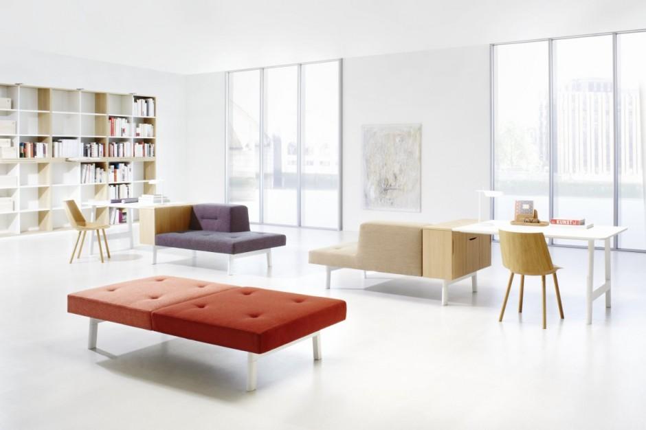 ophelis Design Docks Furniture System