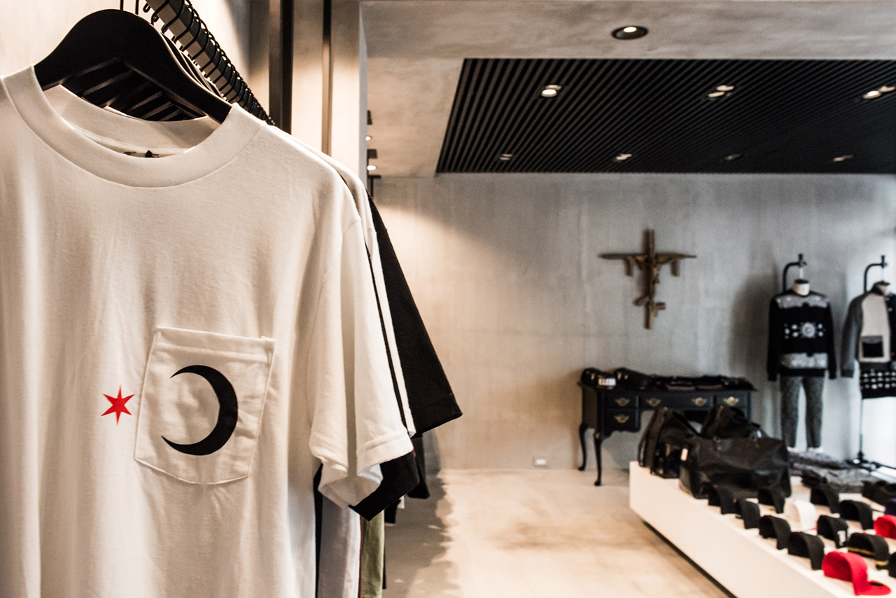 Black Scale Tokyo Grand Opening