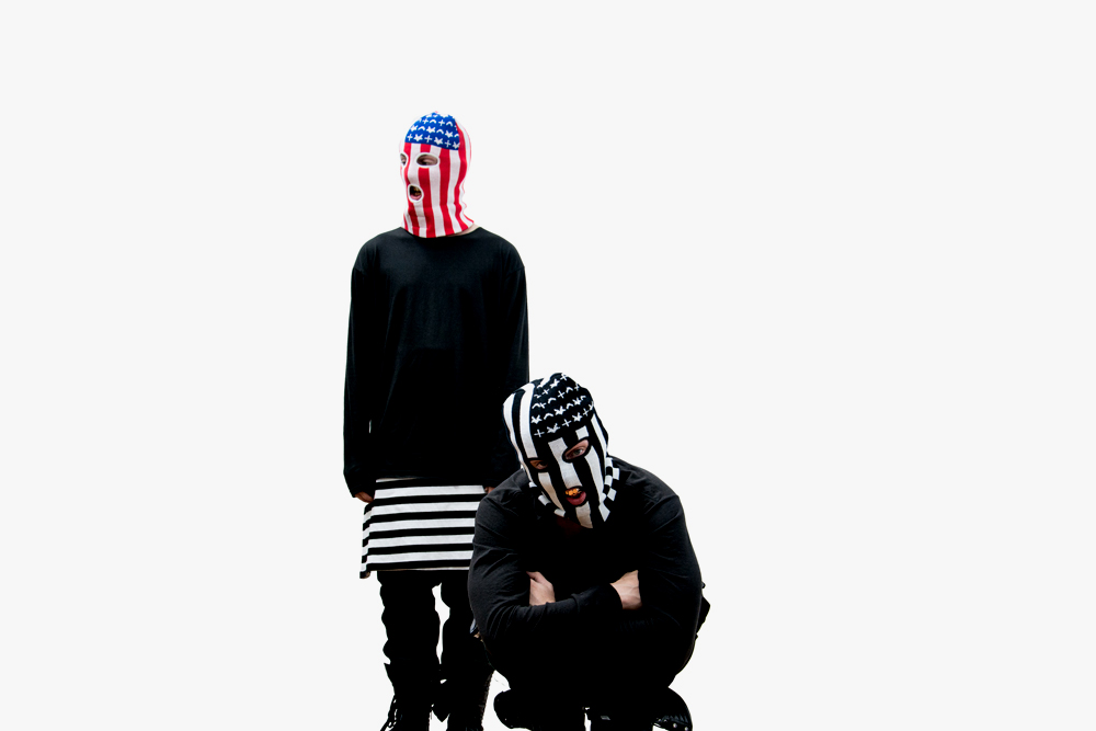 "Black Scale x FRESH.i.AM ""SOMEWHERE IN AMERICA"" Lookbook"