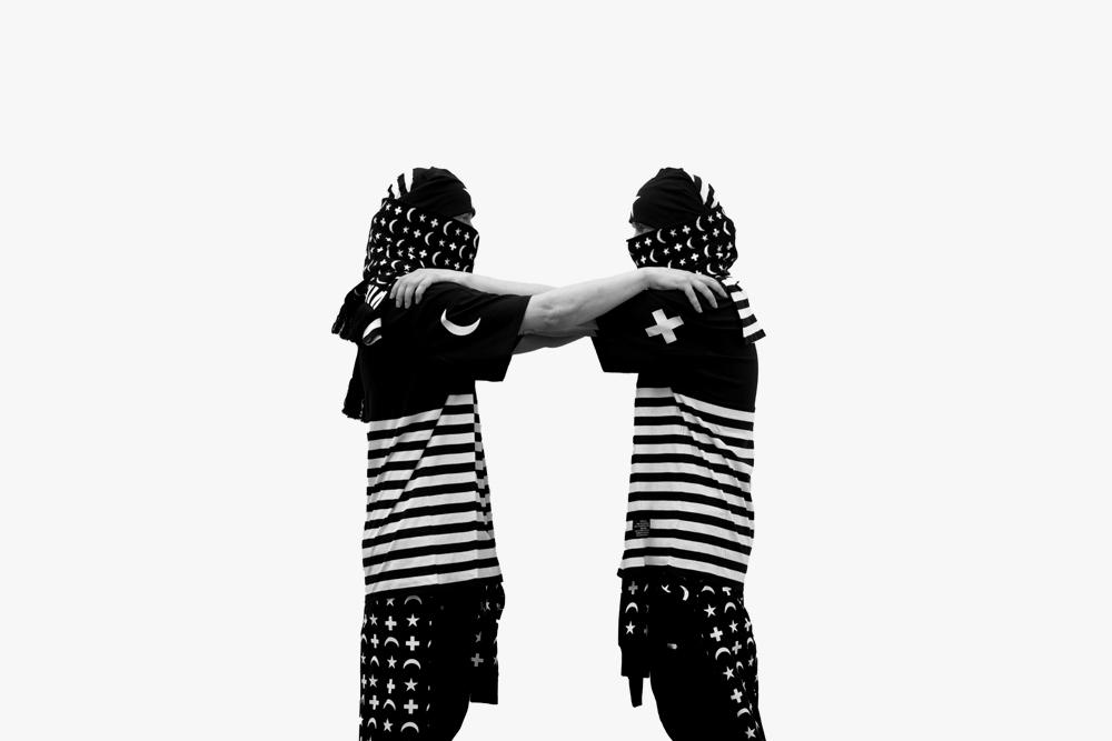 """Black Scale x FRESH.i.AM """"SOMEWHERE IN AMERICA"""" Lookbook"""
