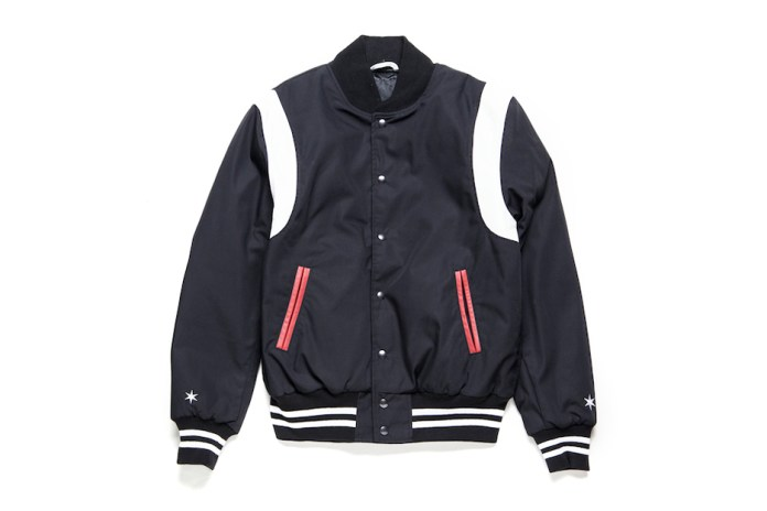 Black Scale x Golden Bear 2013 Fall Varsity Jacket