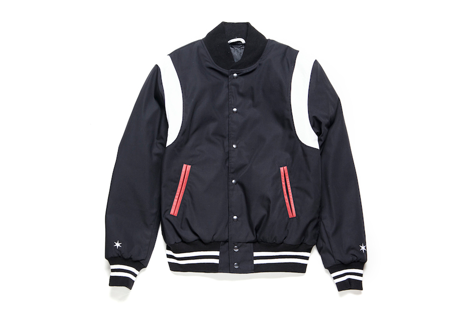 Black Scale x Golden Bear 2013 Fall Varsity Jacket