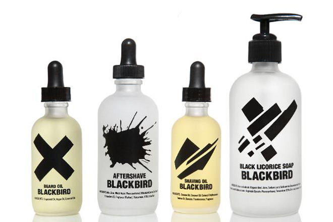 BLACKBIRD 2013 Fall Shaving & Soap Products