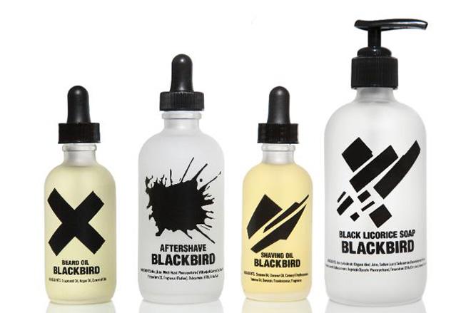 BLACKBIRD 2013 Fall Shaving & Soap Products
