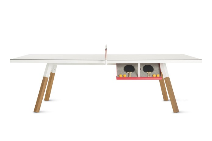 Bola Service Table by RS Barcelona