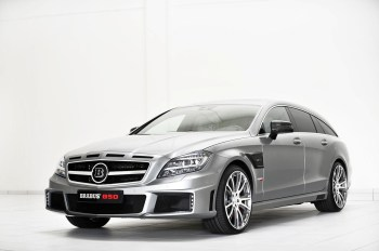 Brabus Announces the 850 Shooting Brake 6.0 Biturbo 4MATIC