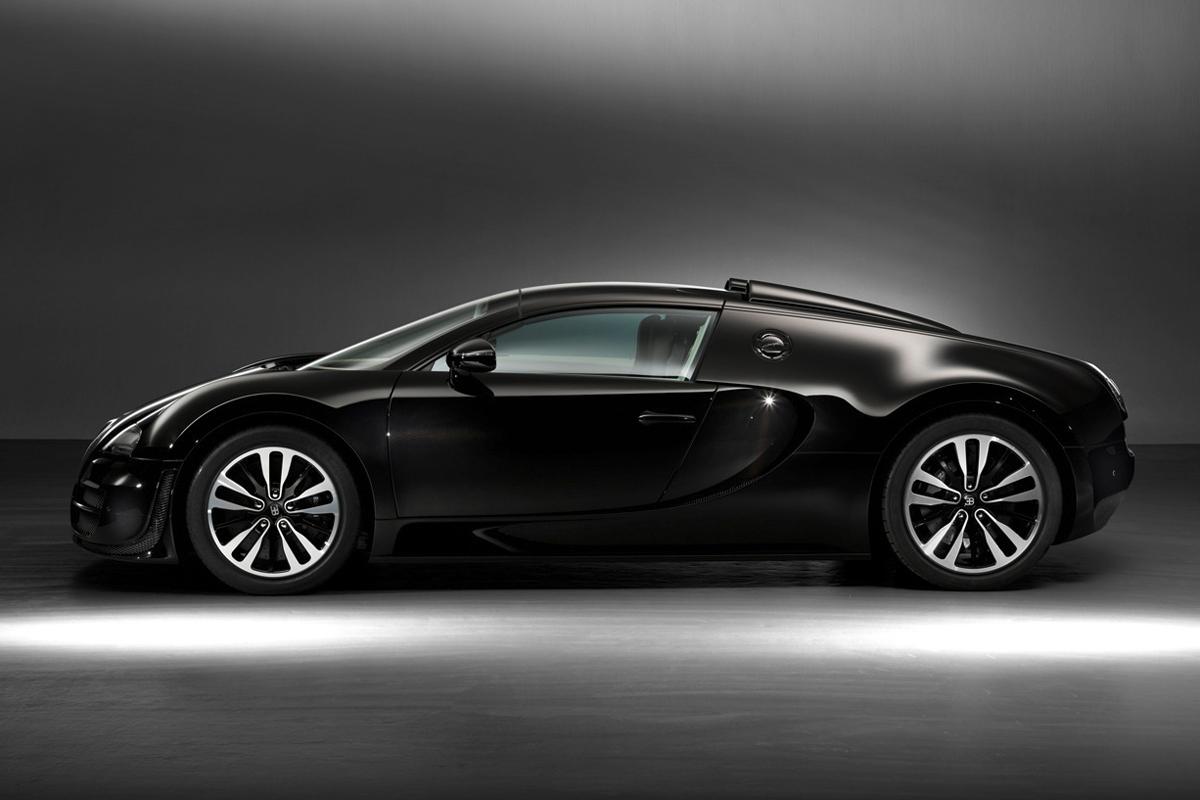 """Bugatti Legends Veyron 16.4 Grand Sport Vitesse """"Jean Bugatti"""" Edition"""