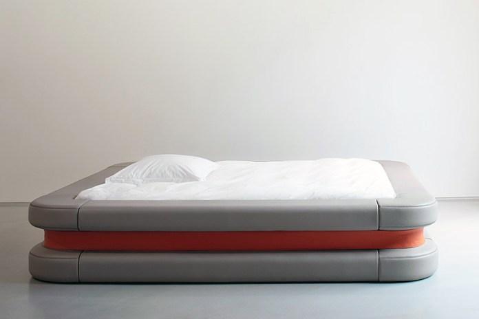 Bumper Bed by Marc Newson for Domeau & Pérès