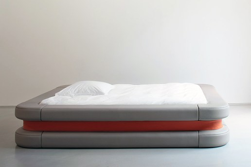 Bumper Bed by Marc Newson for Domeau & Pérès