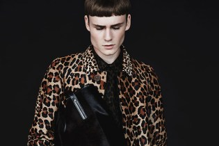 "Burberry Prorsum 2013 Fall/Winter ""Check Mate"" Editorial by SSENSE"