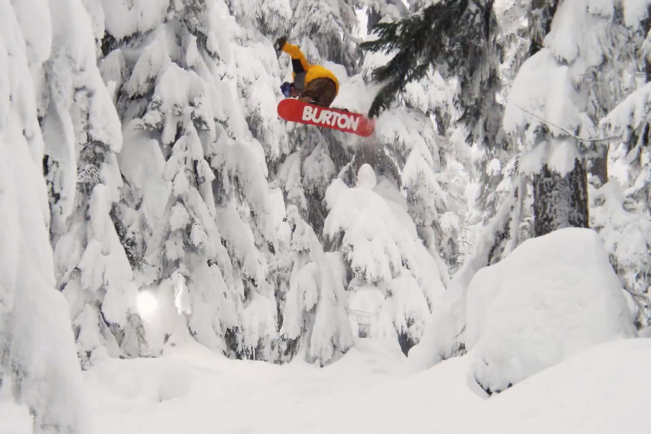 Burton Presents [SNOWBOARDING]: BACKCOUNTRY