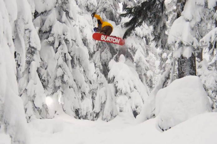 Burton Presents [SNOWBOARDING]: BACKCOUNTRY