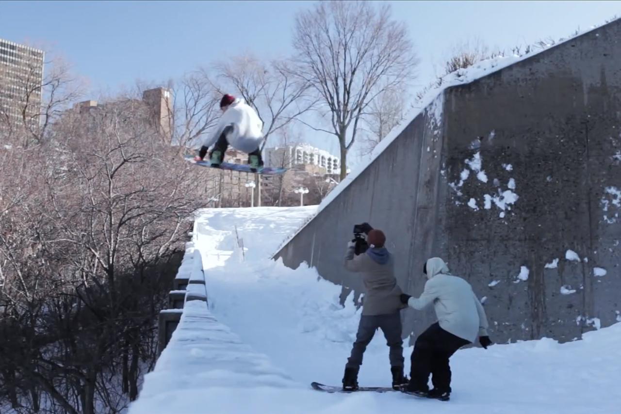 Burton Presents [SNOWBOARDING]: STREET
