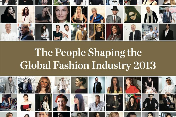 Business of Fashion Launches The BoF 500