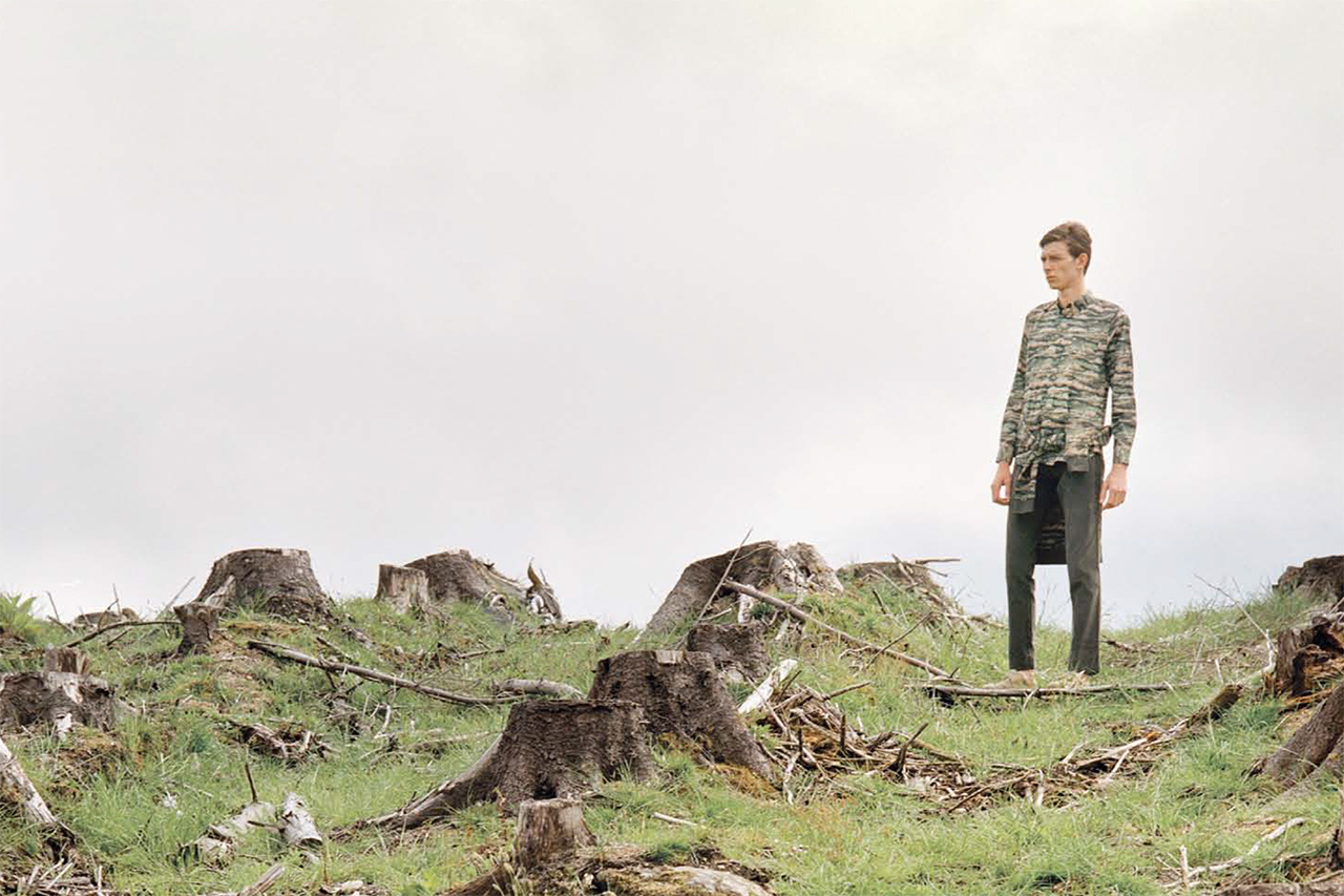 "BWGH 2013 Fall/Winter ""Stonehaven"" Video Lookbook"