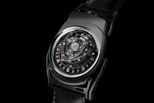 """C3H5N309 Experiment ZR012 """"Nitro"""" Watch"""