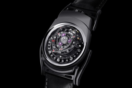 "C3H5N309 Experiment ZR012 ""Nitro"" Watch"