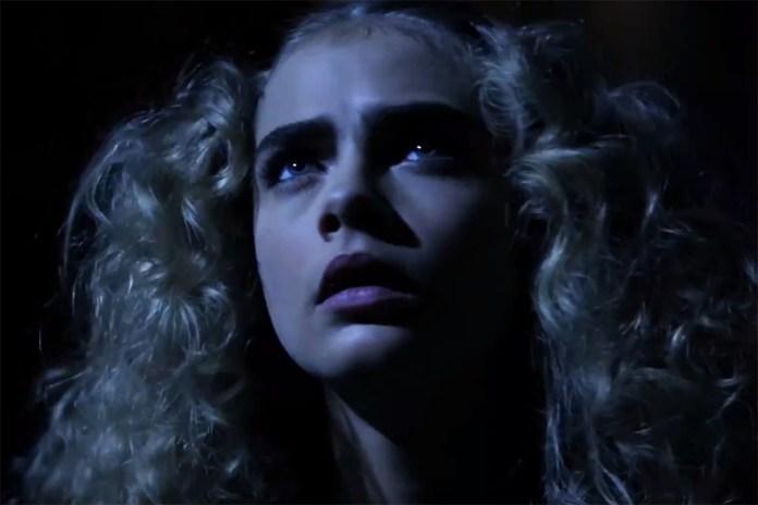 Cara Delevingne Stars in Fendi's 2013 Fall/Winter 'INVITO PERICOLOSO' Film by Karl Lagerfeld