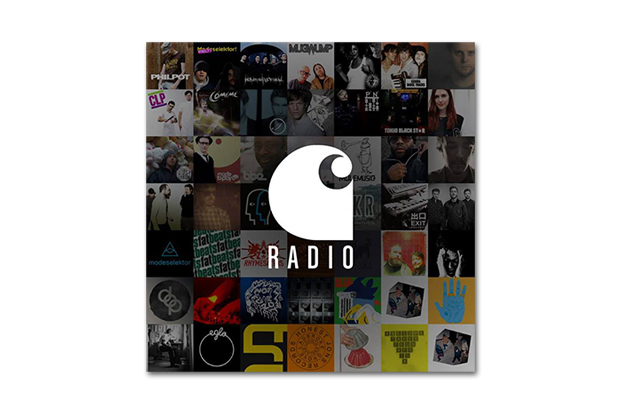 Carhartt WIP Radio Debuts on iTunes Store