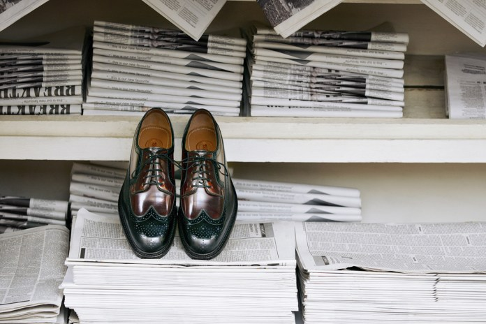 Clarks 2013 Fall/Winter Edward Limit Brogues