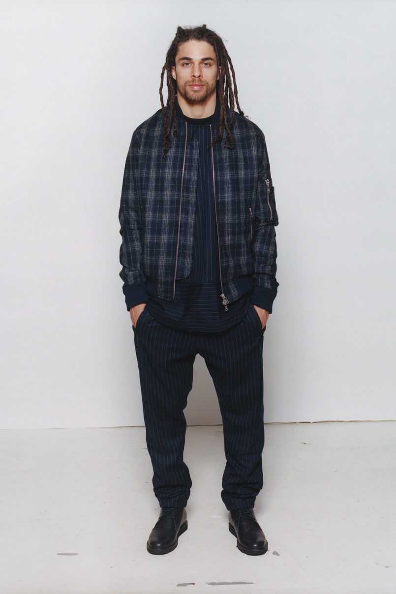 "Clothsurgeon 2013 Fall/Winter ""NEW JACK CITY"" Lookbook"
