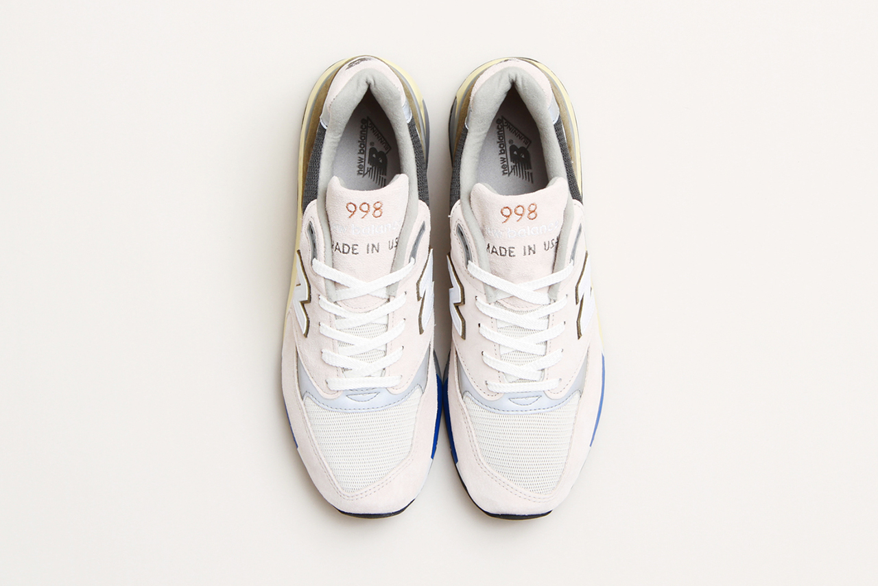 "Concepts x New Balance 998 ""C-Note"""