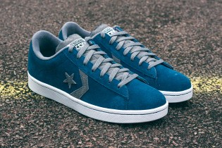 "CONS Pro Leather ""Poseidon"""