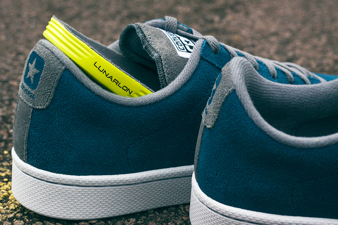 "CONS Pro Leather ""Poseidon"""