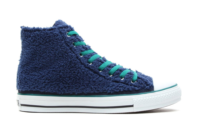 "Converse Japan 2013 Fall/Winter Chuck Taylor All Star ""Fleece"""