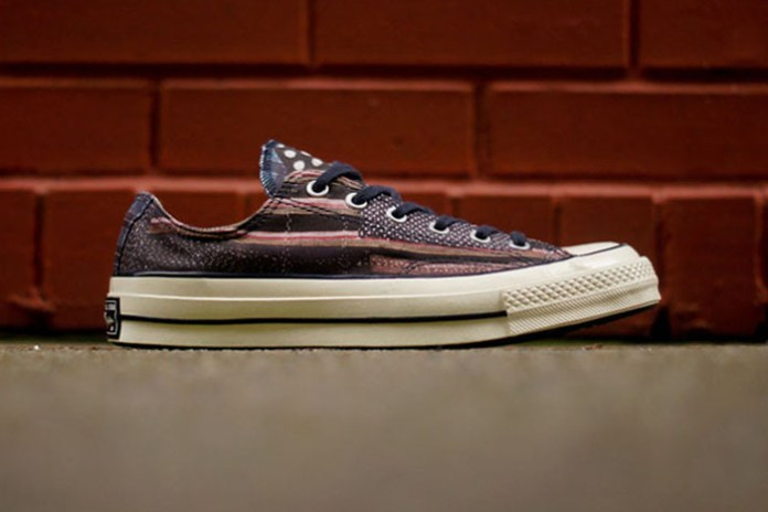 """Converse First String 1970s Chuck Taylor Ox """"Eclipse"""""""