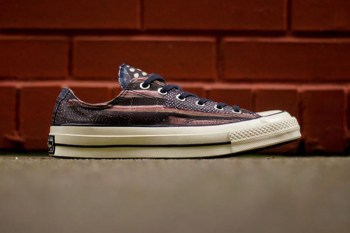 "Converse First String 1970s Chuck Taylor Ox ""Eclipse"""