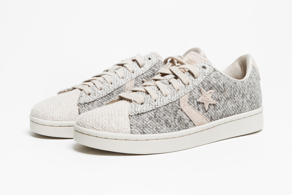 """Converse First String Pro Leather Ox """"Japanese Terry"""""""